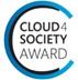 Cloud4Society Award